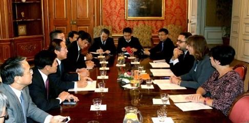 ベトナムとチェコ、ICT協力を強化 - ảnh 1