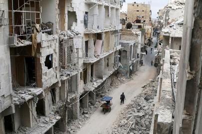 欧米や中東各国 アサド政権に停戦求める - ảnh 1