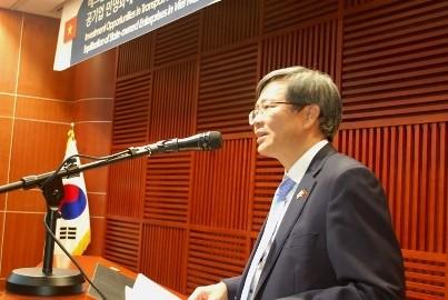 韓国投資家、ベトナム経済再構築からのチャンスを模索する - ảnh 1