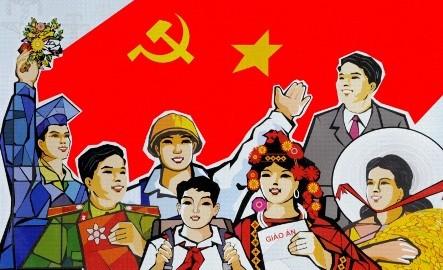 カントー市で、来春まで、「ベトナム共産党・国の春」写真展 - ảnh 1