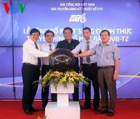VOV、DVB-T2規格の放送を採用 - ảnh 1