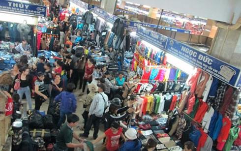 ドンスアン市場・ハノイの見所の一つ - ảnh 2