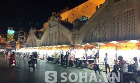 ドンスアン市場・ハノイの見所の一つ - ảnh 3