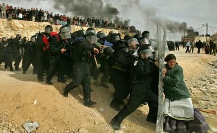 入植住宅撤去で衝突=イスラエル政府、3000戸建設承認-ヨルダン川西岸 - ảnh 1