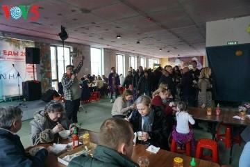 モスクワで、食文化のフェスティバル - ảnh 1