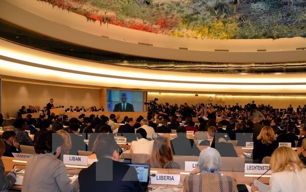 米、国連人権理事会から離脱検討 - ảnh 1