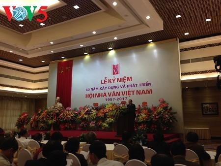 ベトナム作家協会設立60周年 - ảnh 1