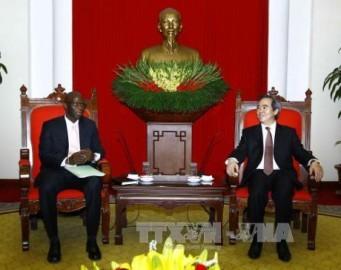 世銀 、ベトナムに対する支援を強化 - ảnh 1