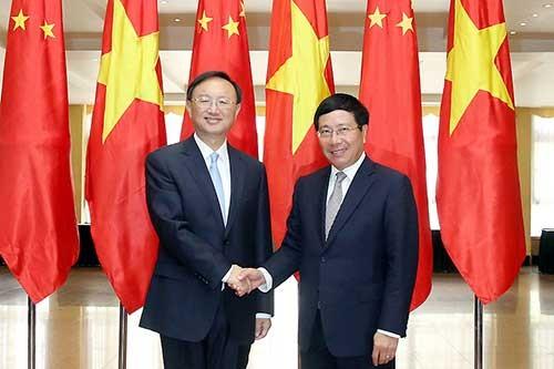 ベトナムと中国との戦略的かつ全面的パートナーシップを促進 - ảnh 1