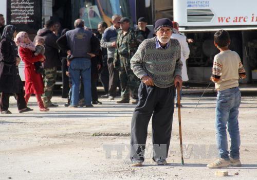 シリア危機に関するテヘラン3者協議が終了 - ảnh 1