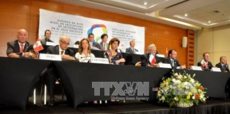 TPP 米を除く11か国での発効に協力を 高級事務レベル会合 - ảnh 1
