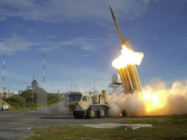 日米韓の政府高官が協議 朝鮮に圧力強め連携確認 - ảnh 1
