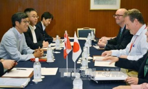 TPP 最小限の修正で一致 11月のAPECで大筋合意を - ảnh 1