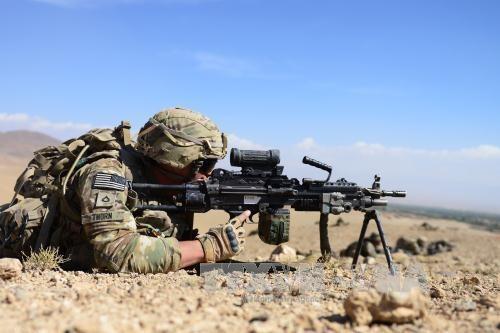 アフガニスタンのISトップを空爆で殺害 米軍 - ảnh 1