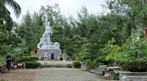 クアンガイ省の有名な歴史遺跡 - ảnh 3