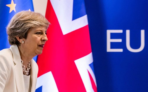 EU離脱に5兆円超支払い用意 - ảnh 1