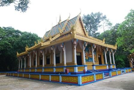 ソクチャン省のクメール族の寺院 - ảnh 1