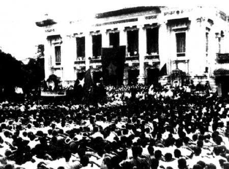 国内メディア、8月革命72周年を伝える - ảnh 1