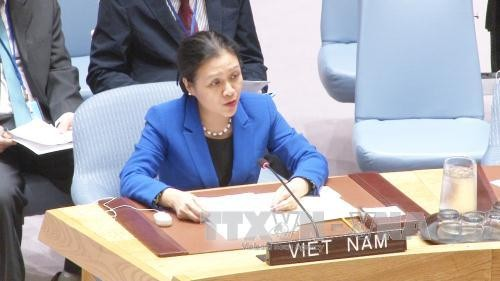 ベトナム代表、軍縮と国際安全保障委員会の討論会に参加 - ảnh 1