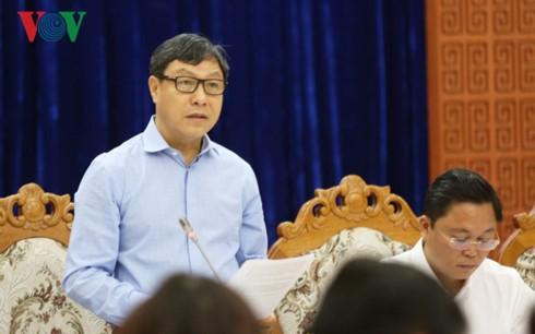 クアンナム省で、PPPにおける困難解決でフォーラム - ảnh 1