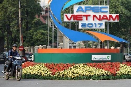 2017年APEC、国際友人に深い印象 - ảnh 1