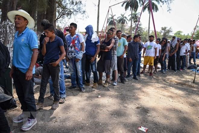 メキシコ大統領「国内の不満を押しつけるな」と米に反発 - ảnh 1