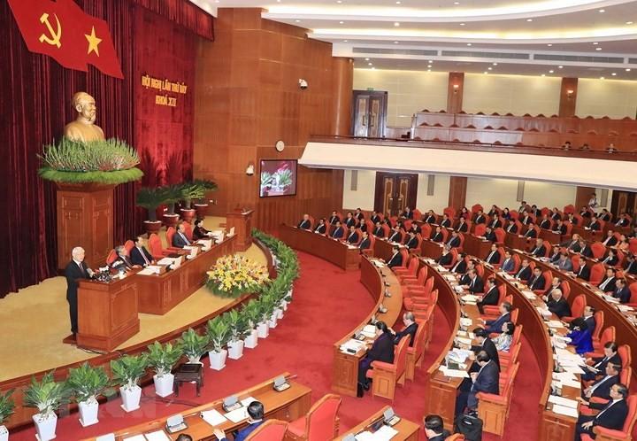 党中央委第7回総会への国民の意見 - ảnh 1