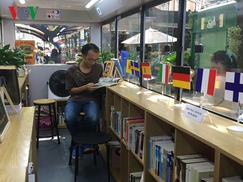 ホーチミン市で、欧州のブック・フェスティバルが開かれる - ảnh 1