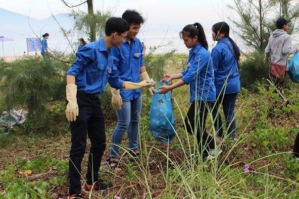 『ベトナムの青い海』キャンペーンを開始 - ảnh 1