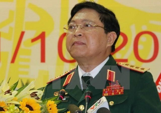 リック大臣、第17回アジア安全保障会議に出席 - ảnh 1