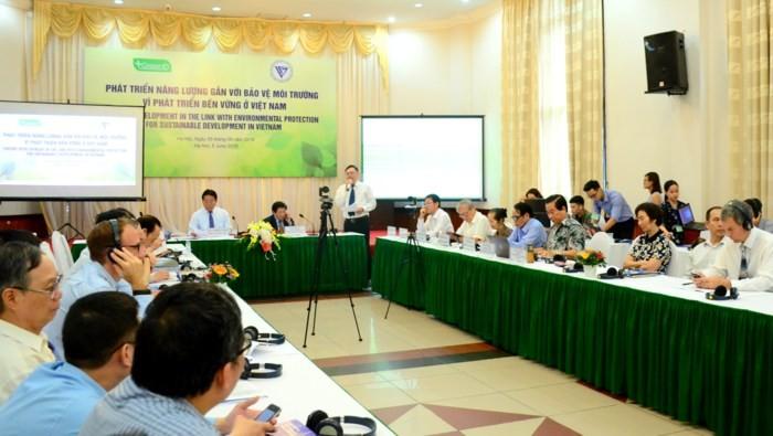 「ベトナムのクリーンエネルギー将来の設計図」発表 - ảnh 1