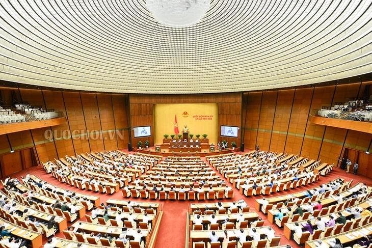 人民公安法改正案、精鋭かつ現代的な人民公安づくり - ảnh 1