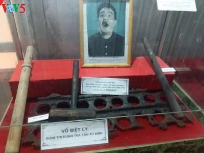 敵軍に投獄された革命戦士の博物館の訪れ - ảnh 1