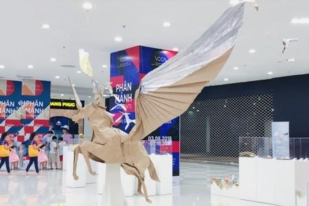 折り紙展示会 - ảnh 1