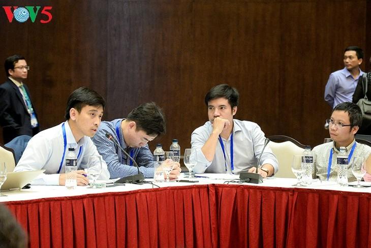 若い知識人、クアンニン省に第4次産業革命へのアプローチ方法を提案 - ảnh 1