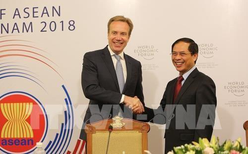 WEFの信頼になる相手であるベトナム - ảnh 1
