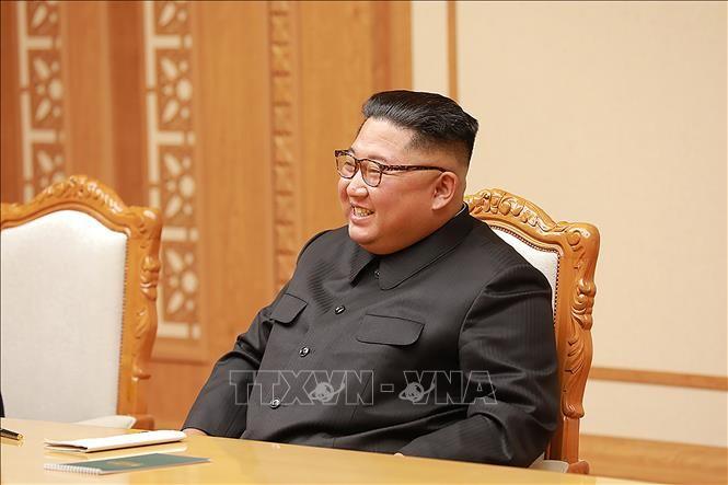 朝鮮 キム委員長「アメリカも相応の行動を」 - ảnh 1