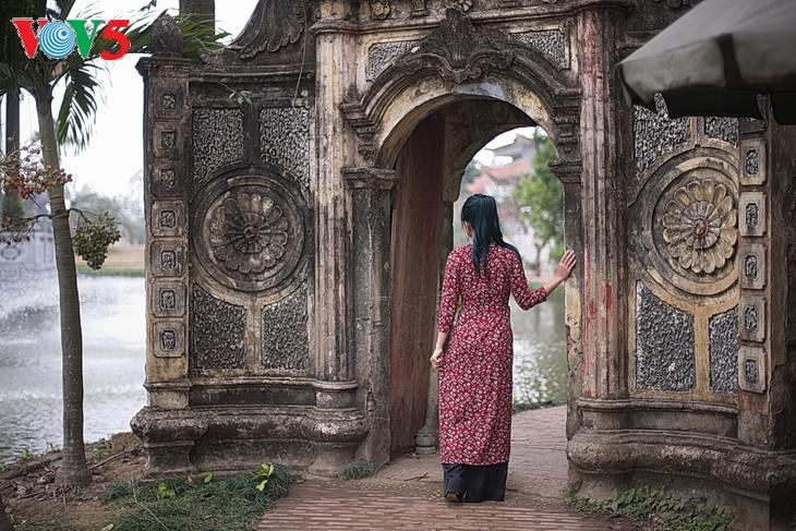 ベトナムの伝統的文化を保存するノム寺 - ảnh 2