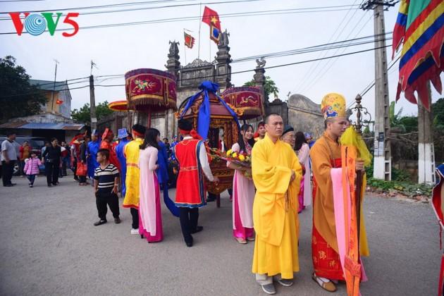 ベトナムの伝統的文化を保存するノム寺 - ảnh 3