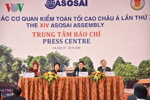 第14回ASOSAI総会、持続可能な開発と環境保護を両立 - ảnh 1