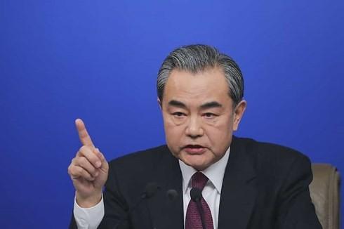 国連演説「圧力には屈しない」 中国外相、米関税批判 - ảnh 1