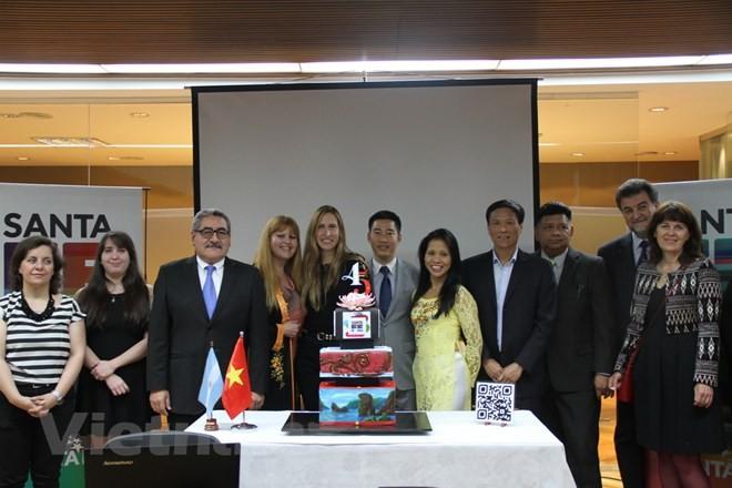 アルゼンチンで、ベトナム文化観光週間が開かれる - ảnh 1