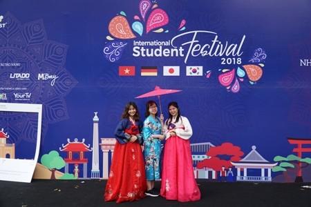 国際学生フェスティバル2018 - ảnh 2