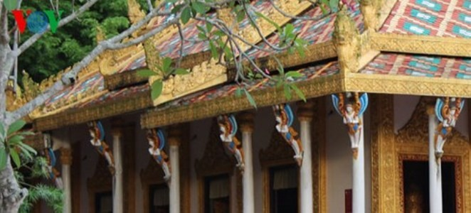 ソクチャン市のコウモリ寺 - ảnh 2