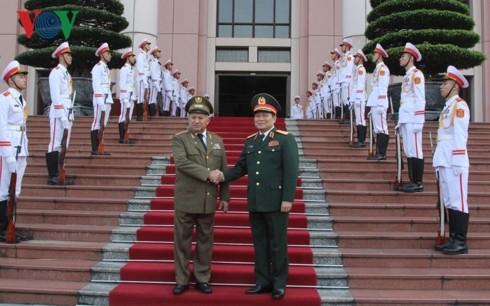 ベトナムとキューバとの国防協力を強化 - ảnh 1