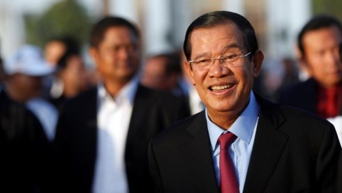 カンボジアのフンセン首相、まもなくベトナムを訪問 - ảnh 1