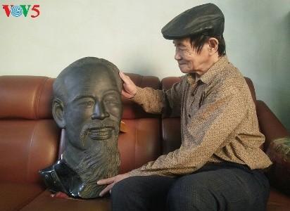 クアンニン省の石炭彫刻 - ảnh 3