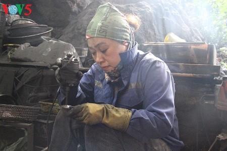 クアンニン省の石炭彫刻 - ảnh 2