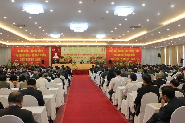 ベトナムの枯葉剤被害者協会第4回全国代表大会 - ảnh 1