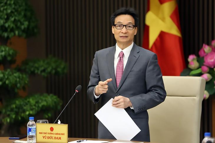 ダム副首相、ベトナムの自然環境保護協会の代表と会合 - ảnh 1
